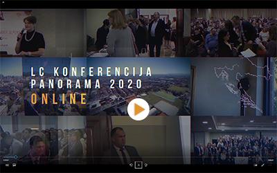 LC Konferencija Panorama 2020 online - video